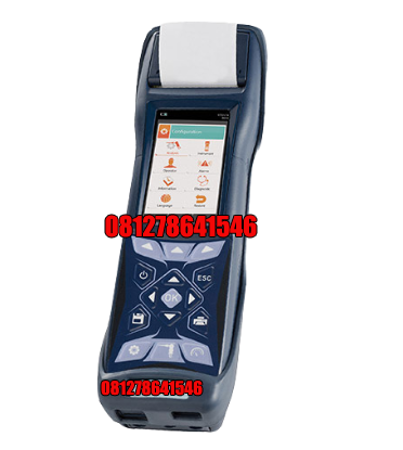 Jual Murah E4500 Hand–Held Industrial Combustion Gas & Emissions Analyzer