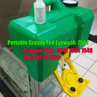 Jual Murah Emergency Eyewash Portable Gravity 7501