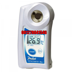 "Jual Murah Digital Hand-held ""Pocket"" Refractometer PAL-1"