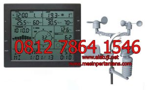 Alat pengukur cuaca (Wireless Weather Station)